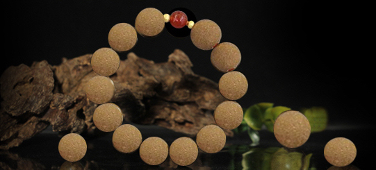 fragrant bead bracelet